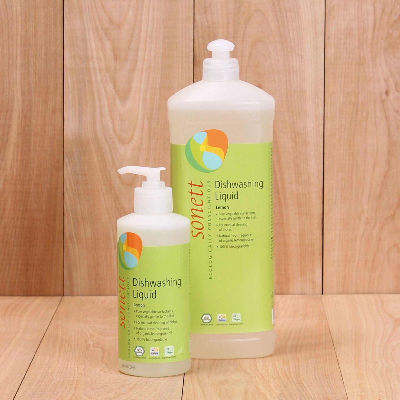 Biodynamic Lemongrass Dish Soap Lemon grass, Dish