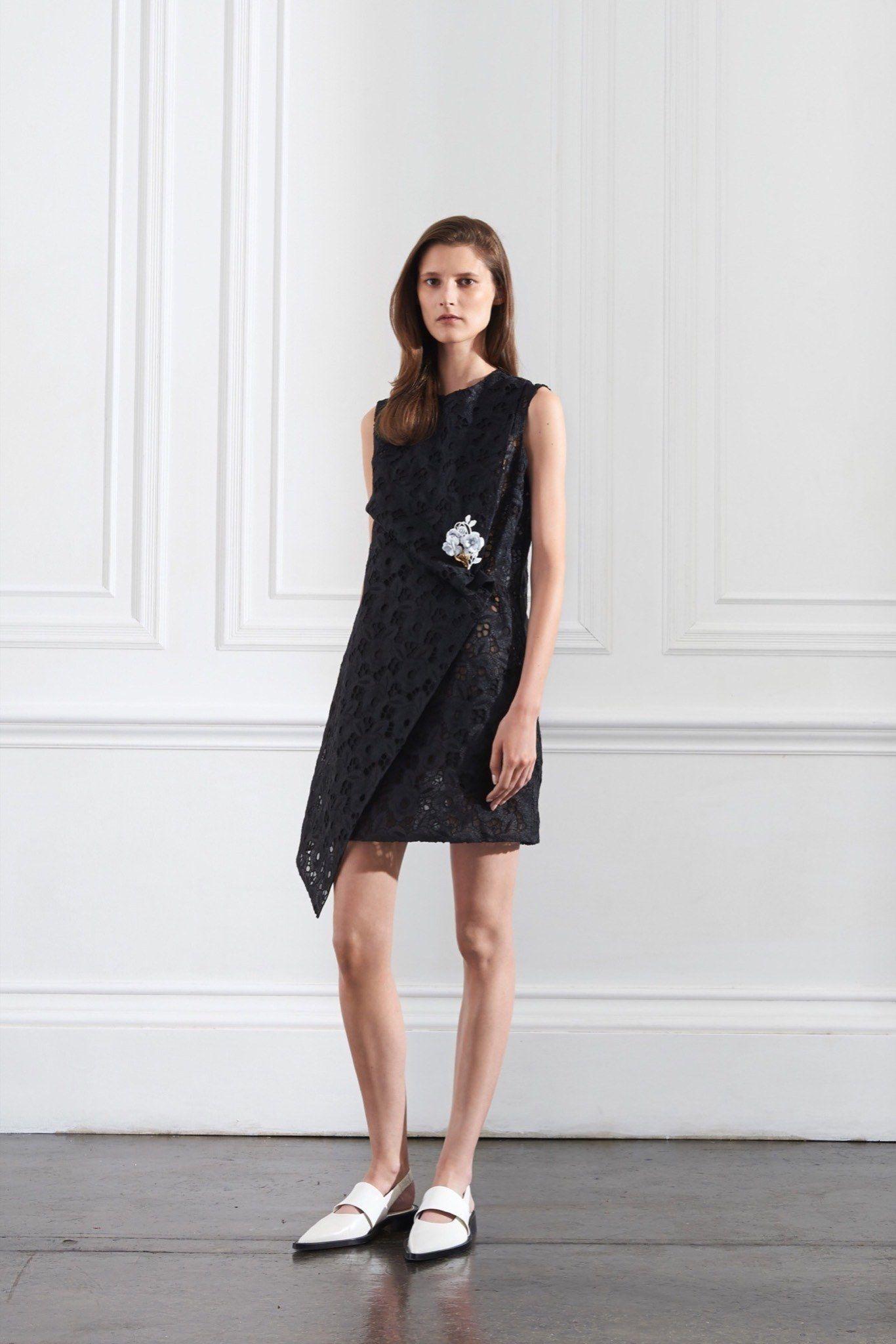Victoria Beckham Resort 2016 Fashion Show Fashion