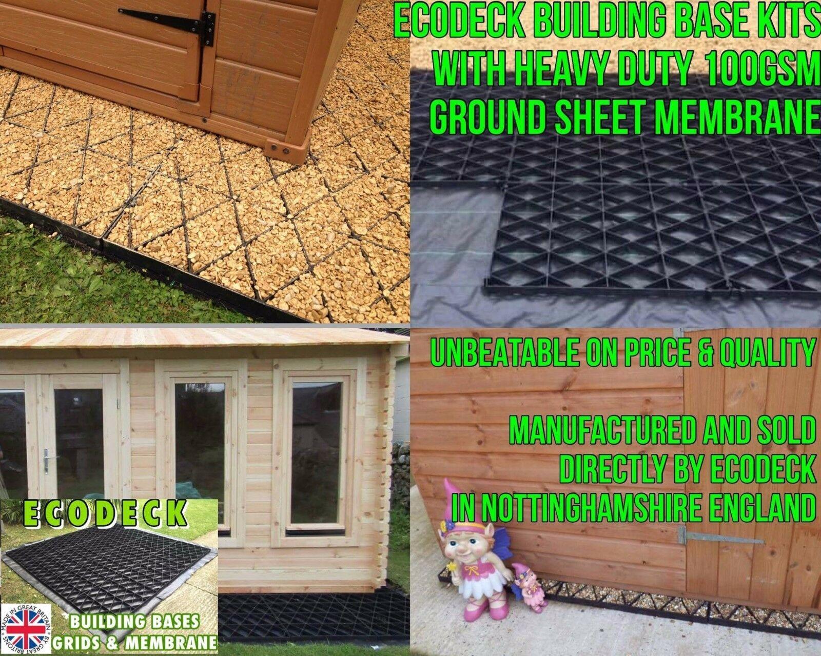 Shed Base 8 X 6 Shed Base Kit Shed Base Shed