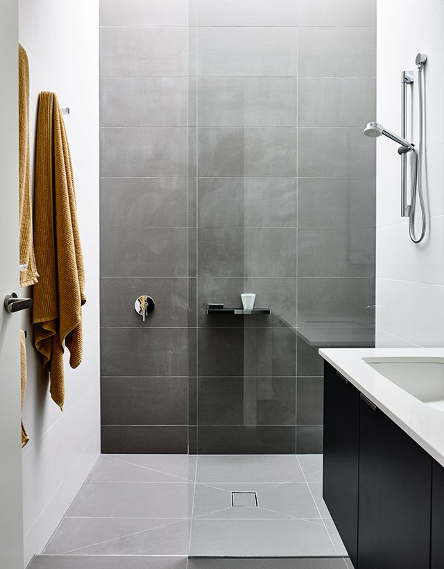Recreate This Bathroom Look Using Our Popular Cemento