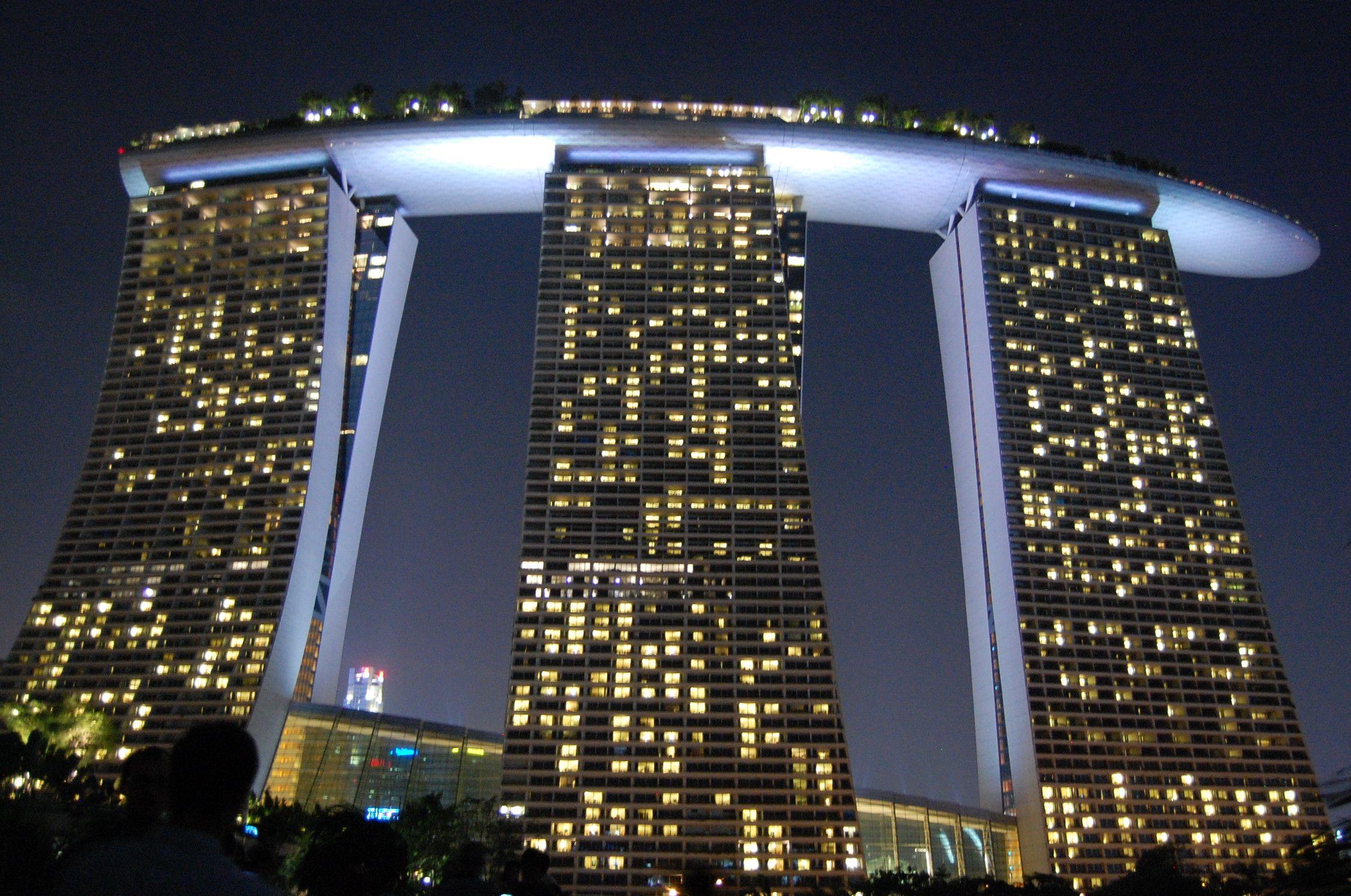 Marina Hotel at Marina Bay, Singapore