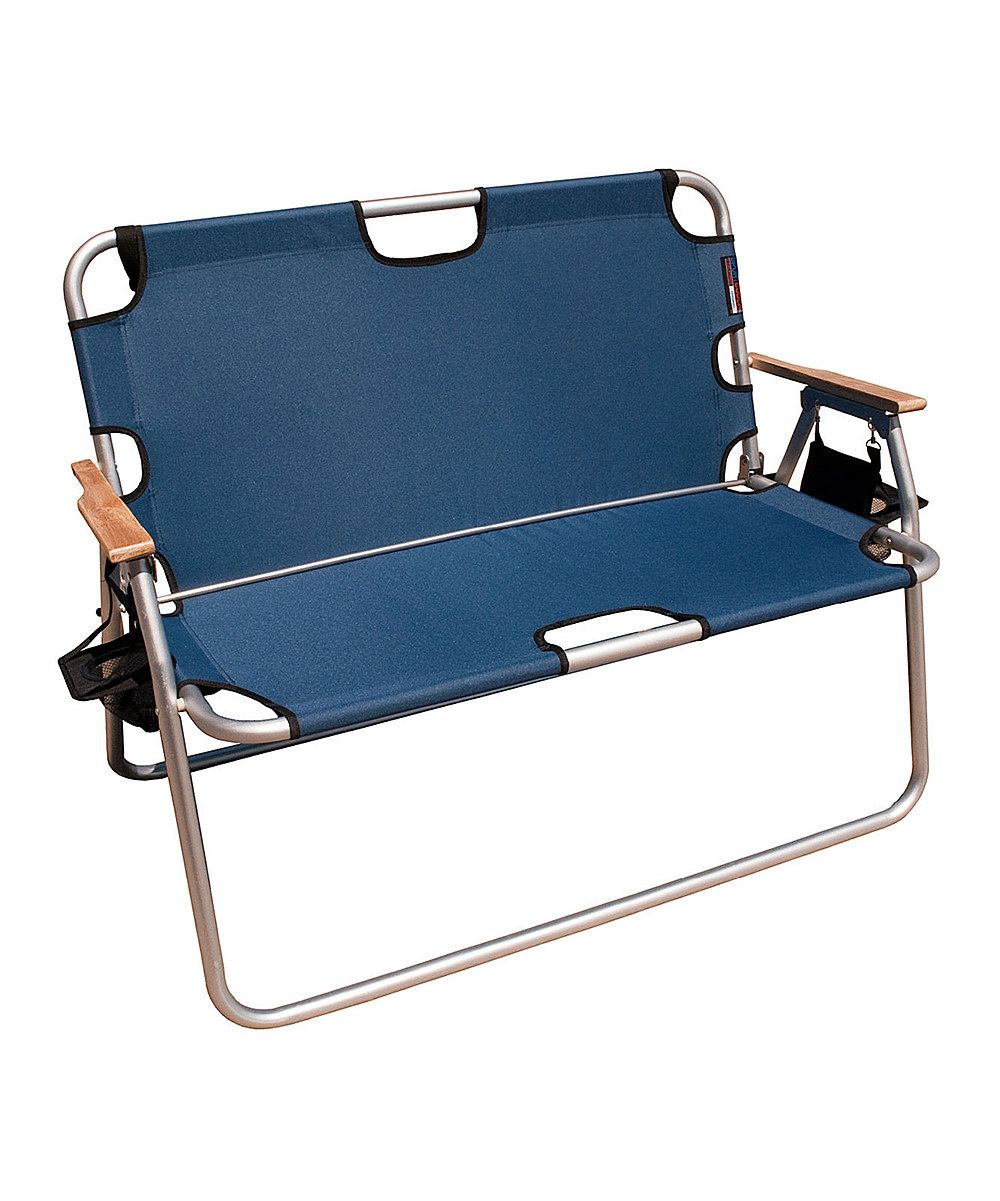 Look At This Portable Two Person Beach Chair On Zulily Today