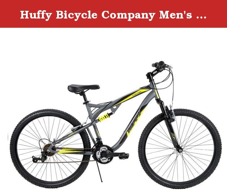 Huffy Bicycle Company Men S Number 26925 Tocoa Bike 27 5 Inch