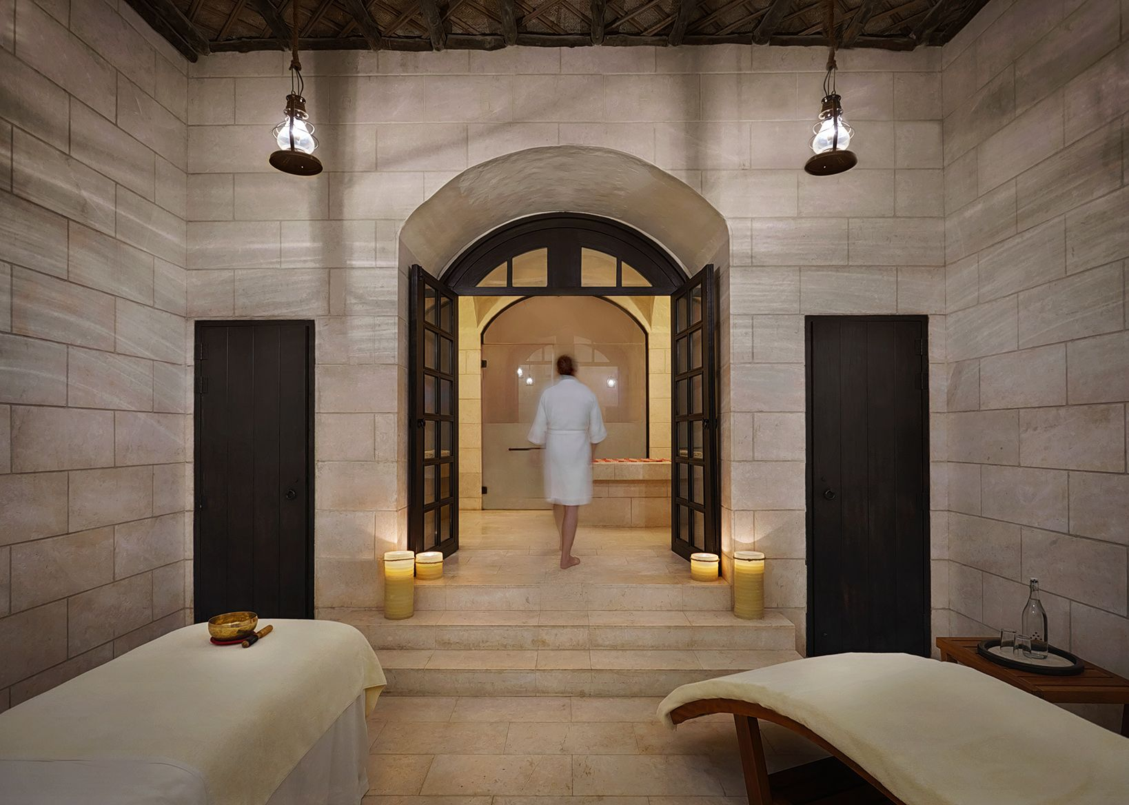 Visit A Hammam And Experience Rejuvenation