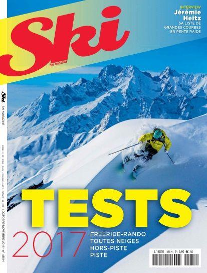 Ski Magazine - Octobre/Novembre 2016