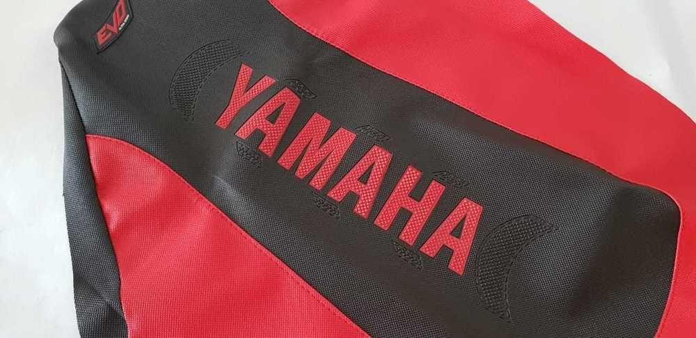 YAMAHA SEAT COVER YFZ 450 R ULTRA GRIPP BLACK SERIES