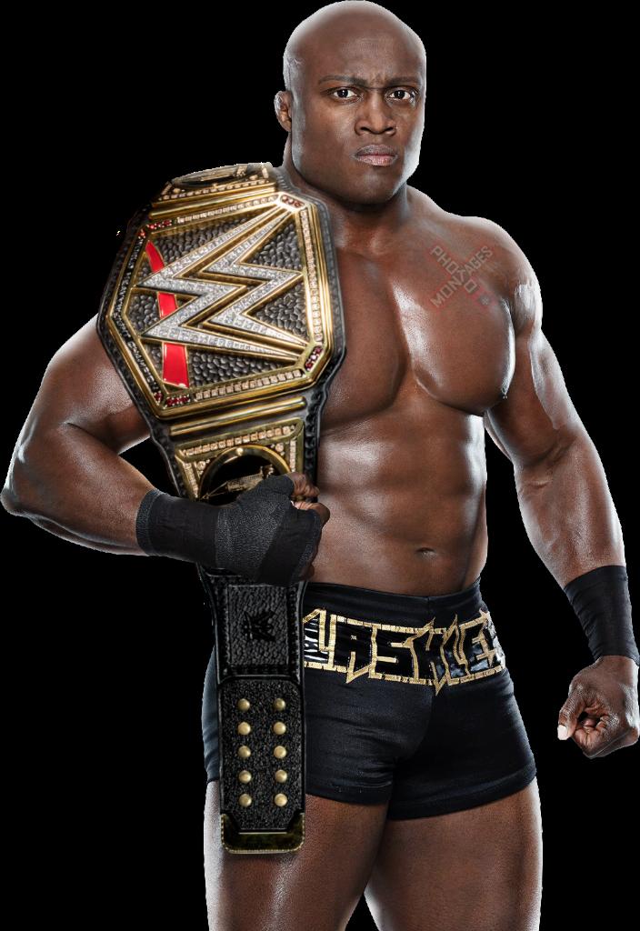 Bobby Lashley Wwe Champion Google Search Wwe Champions Wwe World Champion