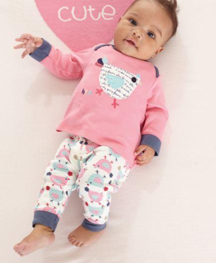 Mothercare Hen Pyjamas