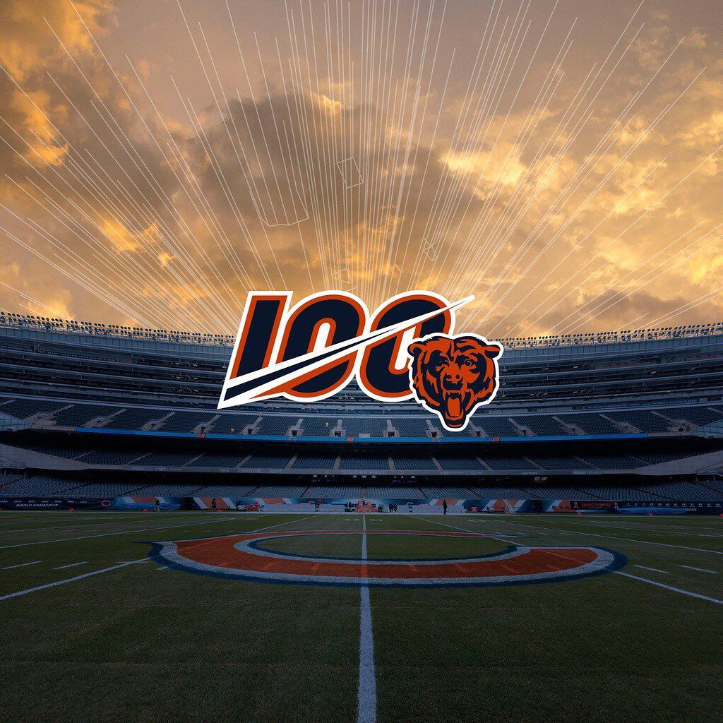 2 Months To Go Bears100 Chicago Bears Chicago Bears Pictures Chicago Bears Football