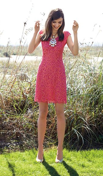 Lilly Pulitzer Rosaline Dress