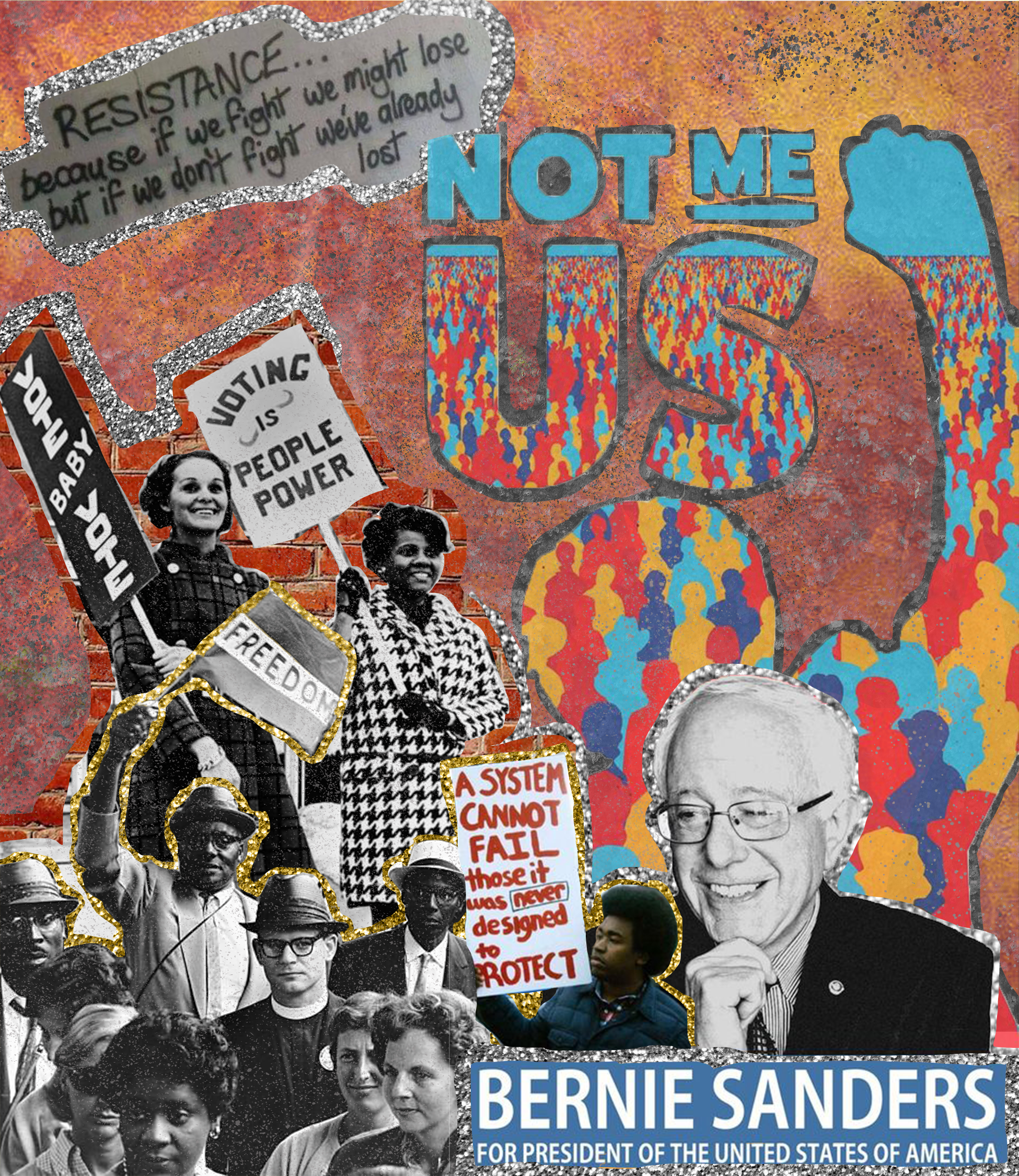 Pin By Bex On Collages In 2020 Bernie Sanders For President United States Of America Bernie Sanders
