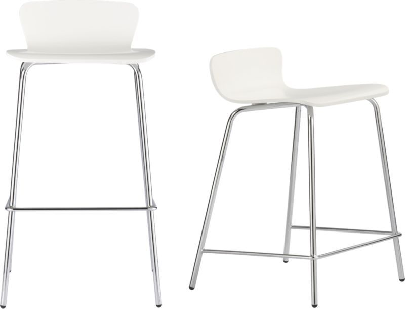 Felix 30 Walnut Barstool In Thanksgiving Crate And Barrel Cheaper