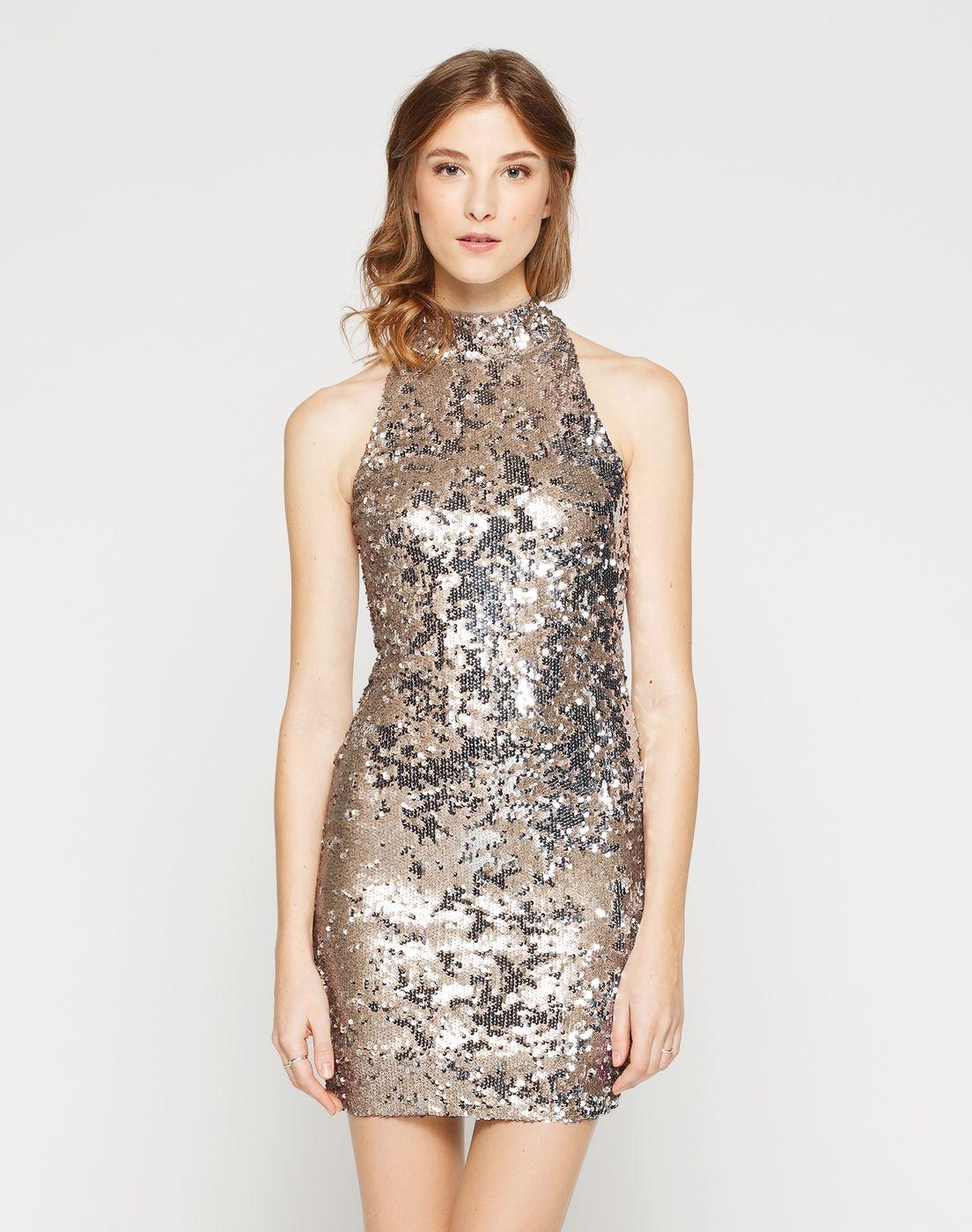 Sequin Dress: TFNC \