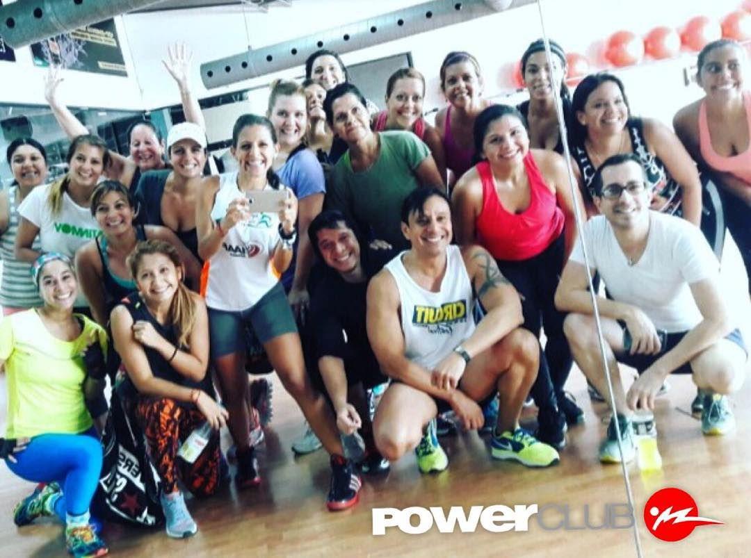 #Repost @mafe.fernandezm  @powerclubpanama La felicidad tiene cara de Domingo... #weekend #partytime #dance  #gentequevibra  #YoEntrenoEnPowerClub