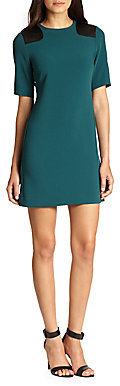 $458, Marc by Marc Jacobs Sparks Short Sleeve Dress. Sold by Off 5th. Click for more info: https://lookastic.com/women/shop_items/66815/redirect