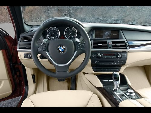 Oh Yowzer Bmw X6 With Beige Leather Interior Yes Please