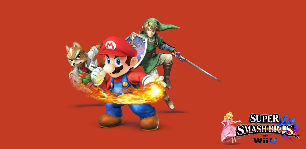 Super Smash Bros For Wii U Nintendo 3DS