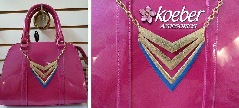 Luce siempre a la moda con Koeber Accesorios!!!