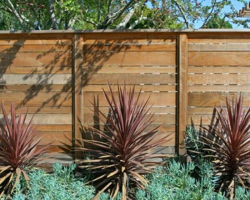 2014 fence trends beautiful homes design