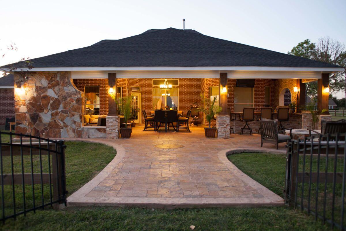 Outdoor Fireplaces Fire Pits Houston Dallas Katy Texas Custom Patios Patio Design Outdoor Kitchen Patio Patio