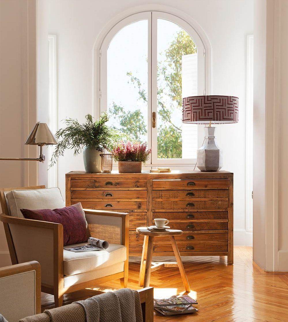 Rinc N Sal N Con C Moda Antigua Salones Pinterest C Moda  # Muebles Gimenez Recibidores