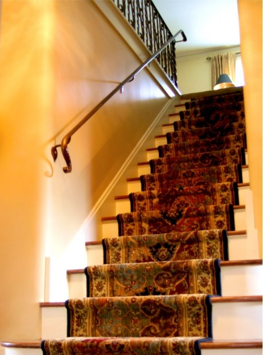 New Stair rail Home and Garden Design Ideas Stairs Ironwork