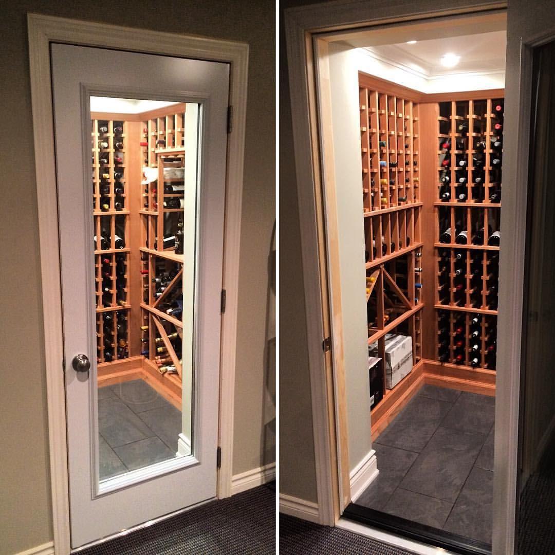 Wine Cellar Done Renovation Design Carpenter Carpentry