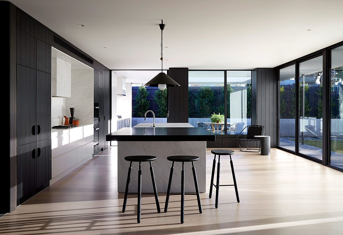 Casa en Melbourne por Mim Design | Galerías de fotos y Galerías