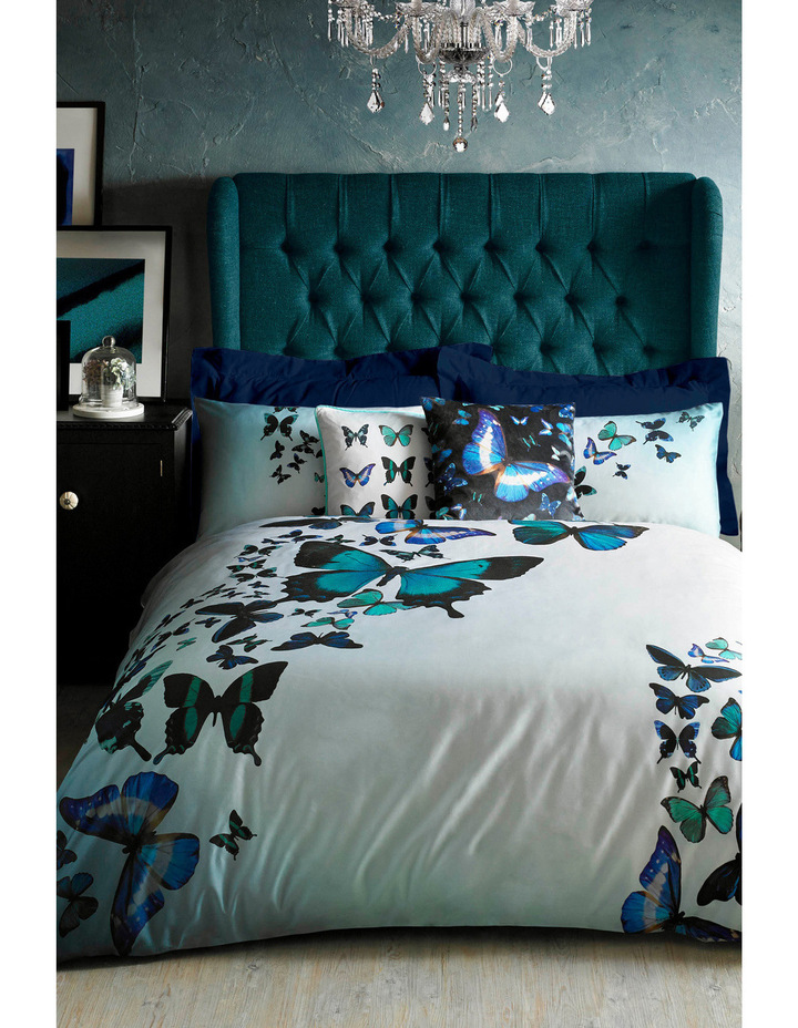 This Butterfly Quilt Looks Super Cozy Butterflyquilts Quilts Butterflies King Size Duvet Covers Teal Comforter Home Decor Online