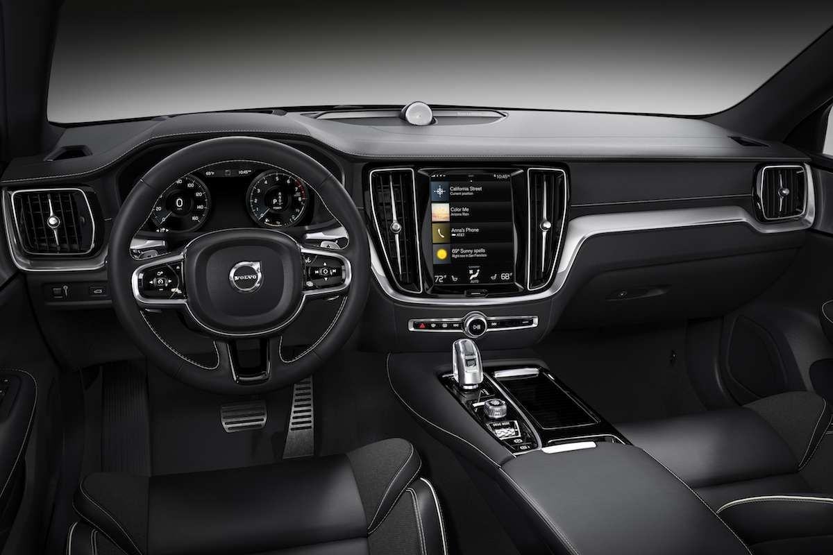 2019 Volvo S60 First Drive Review Swedish Mid Sized Luxury Sedan Makes Being Anodyne A Plus The Drive Volvo S60 Volvo Volvo V60