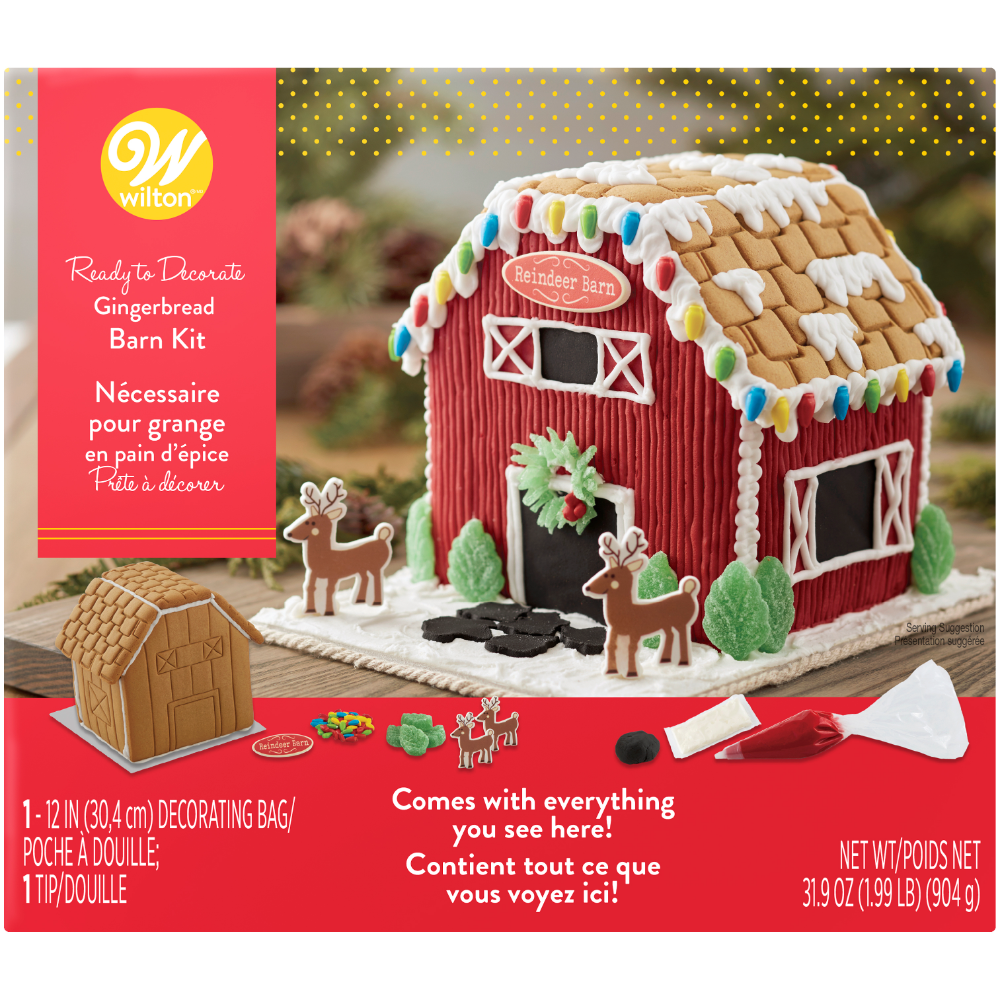 Party Occasions Gingerbread House Kits Gingerbread
