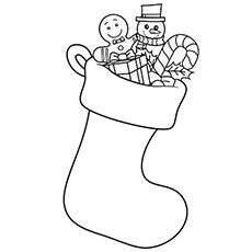 Top 10 Free Printable Christmas Ornament Coloring Pages