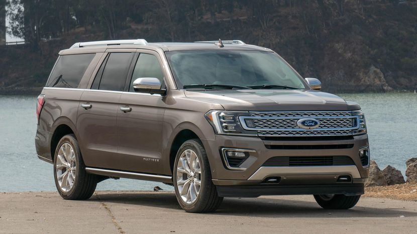 2019 Ford Expedition Platinum Review Fully Loaded Super Sized Suv