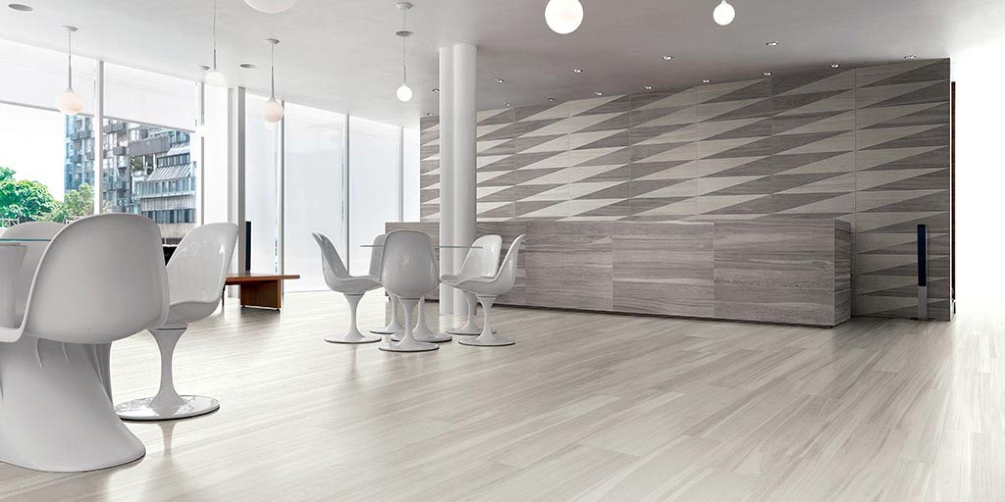 Pavimenti interni gres porcellanato effetto legno chiaro for Tipi di arredamento