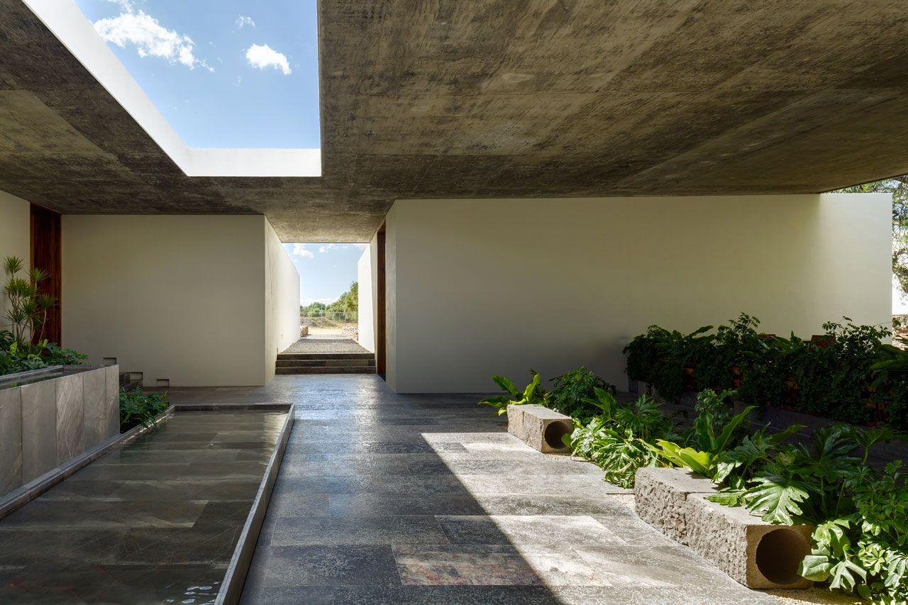 Cc arquitectos next hydroponic plant le n de los aldama - Arquitectos en leon ...