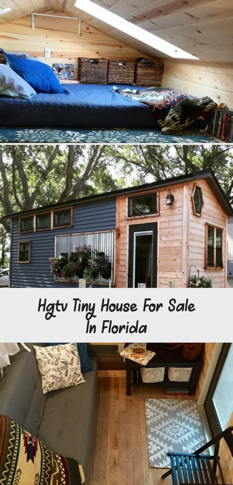 Hgtv Tiny House For Sale In Florida House 2020
