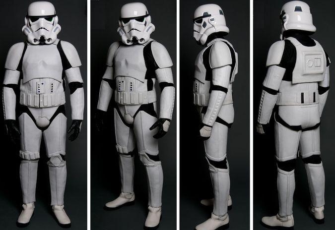 Pin by Matt Hayner on Star Wars   Star wars stormtrooper costume, Star wars  stormtrooper, Stormtrooper
