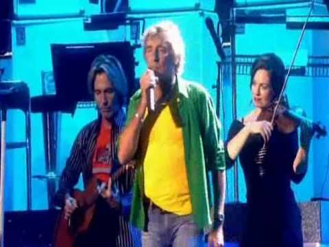 Rod Stewart You Re In My Heart Live 2004 Rah This Is A Song