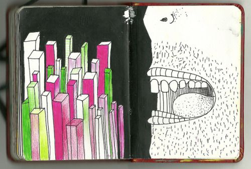 #moleskines #illustrations #draw  #art #drawing #illustraiton