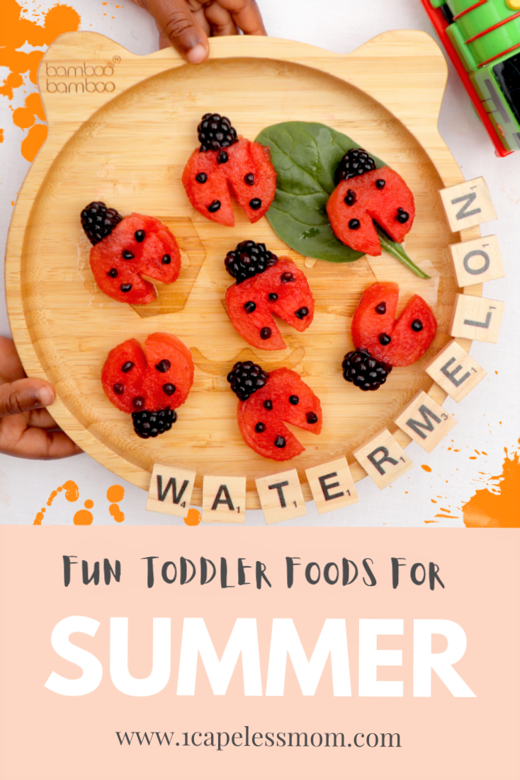 10 Fun Foods Your Kids Will Love - Capeless Mom