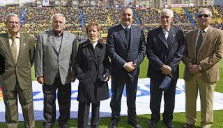 Tamaraceite: Juan Guedes homenajeado el pasado sábado en el Gra...