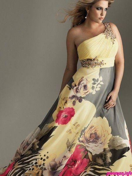 فساتين سمينات 2013 فساتين سهرة Plus Size Party Dresses Dresses Fashion