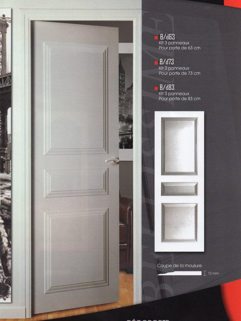 decor et habill vos portes avec nos panneaux de lambris pour relook vos portes isoplannes. Black Bedroom Furniture Sets. Home Design Ideas