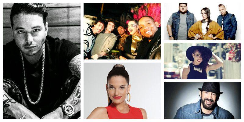 J Balvin y Chocquibtown cantarán en los Grammy Latino #Reggaeton #Music #DownloadMusic #Noticias #MusicNews