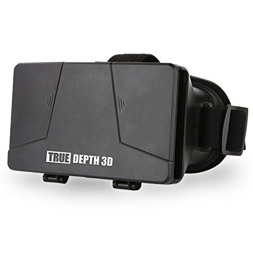 True Depth 3D® VR FlameTM Virtual Reality for 4-6 Inch Android or Apple Smartphones