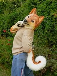 realistic fursuit - Google Search | Costumes in 2019 ...