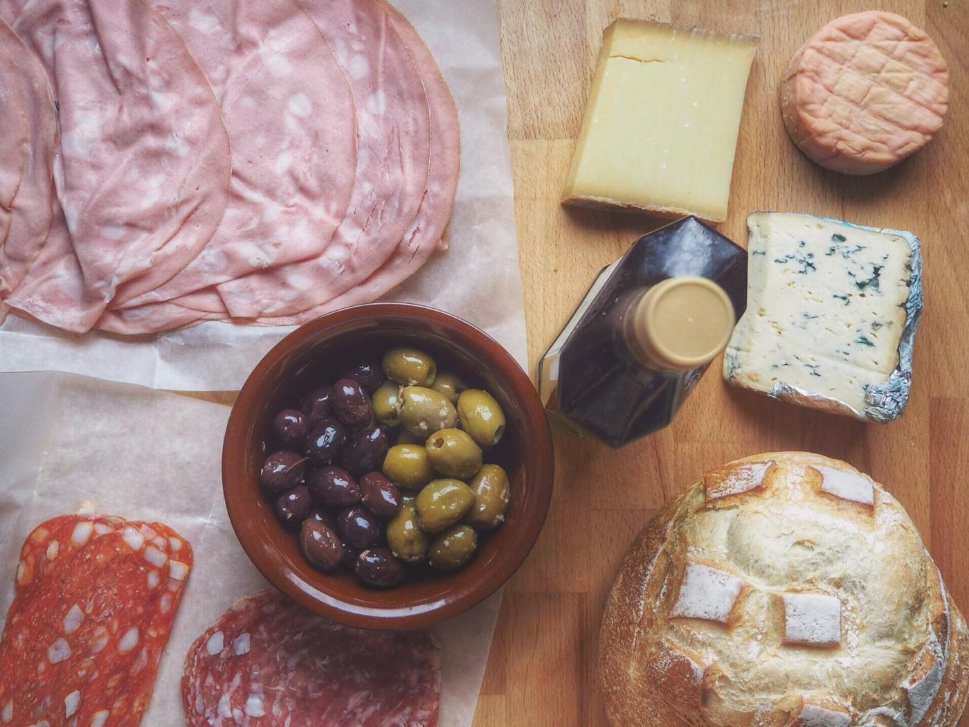 Affettati e formaggi