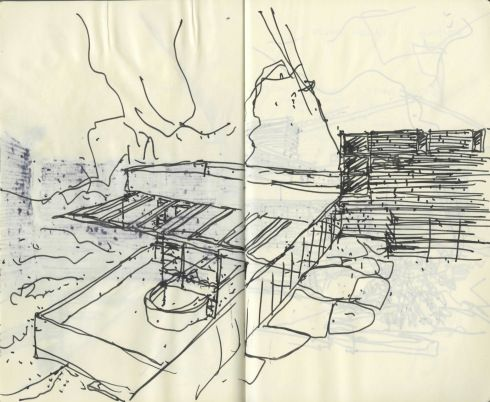 [A3N] : Falling Water ( Frank L Wrigh) / JlorenzoTorres