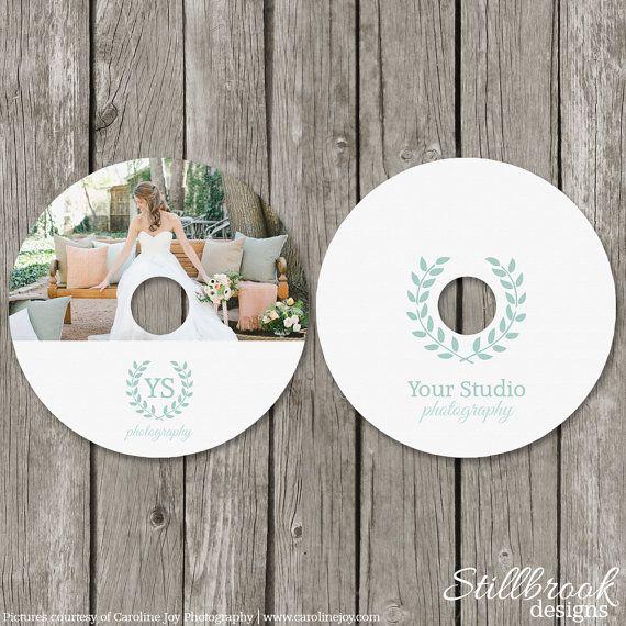 cd label template wedding