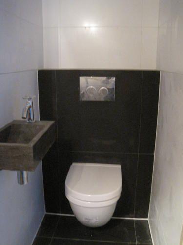 Toilet renovatie wc pinterest renovatie en wc - Renovatie wc ...